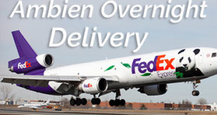 FedEx Ambien overnight delivery