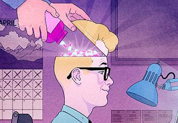 Modafinil's Brain-Boosting advantage