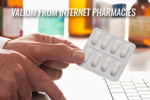 Valium from internet pharmacies