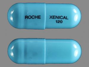Xenical drug interaction guide