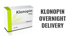 klonopin overnight delivery