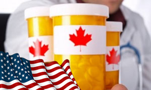 Us vs Canadian online pharmacies